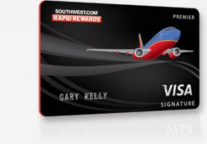 Southwest Airlines Rapid Rewards Card