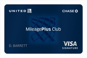 United MileagePlus Explorers Card