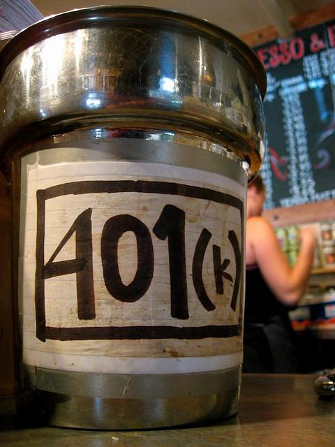 employer sponsored retirement plan 401k